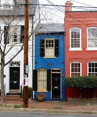 Hollensbury spite house tiny houses with a mean streak