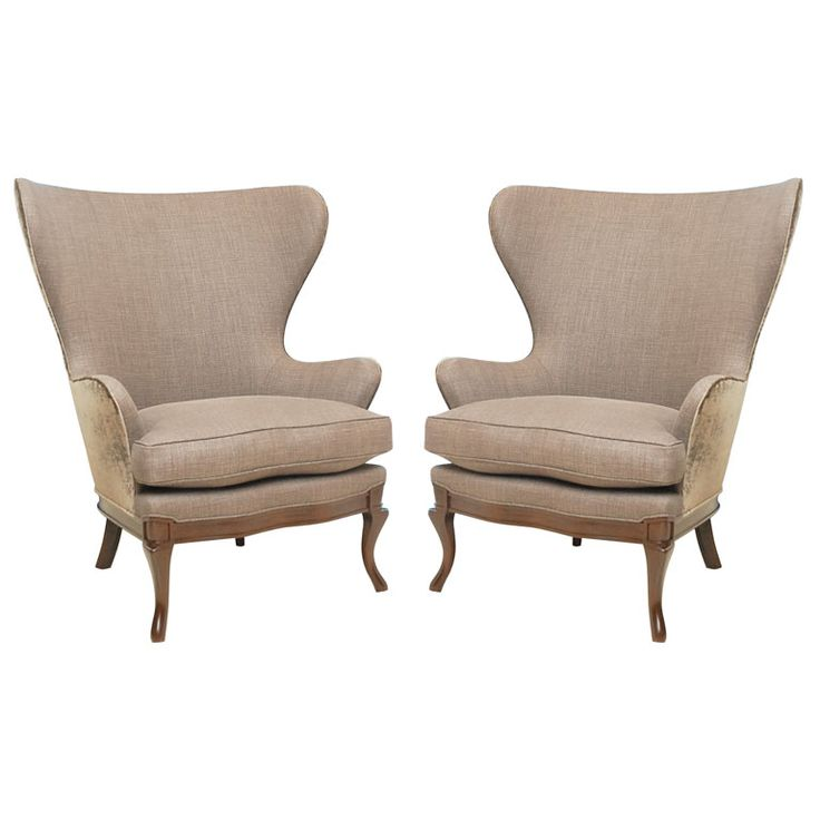1stdibs pair of wingback chairs explore items from global dealers at 1stdibs