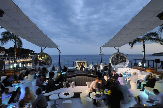 Sea Lounge Monaco, the place to be :p