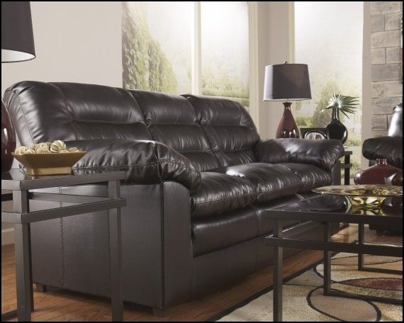Ashley Leather Couches