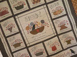 Live Love Laugh Quilt Pattern