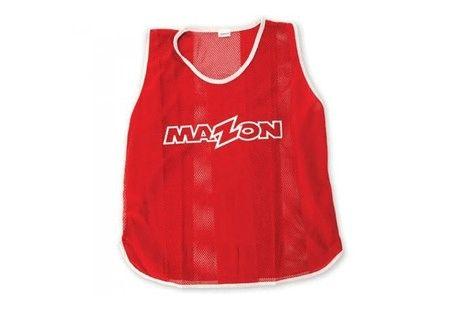 Peto Entrenamiento Junior Mazon Rojo.