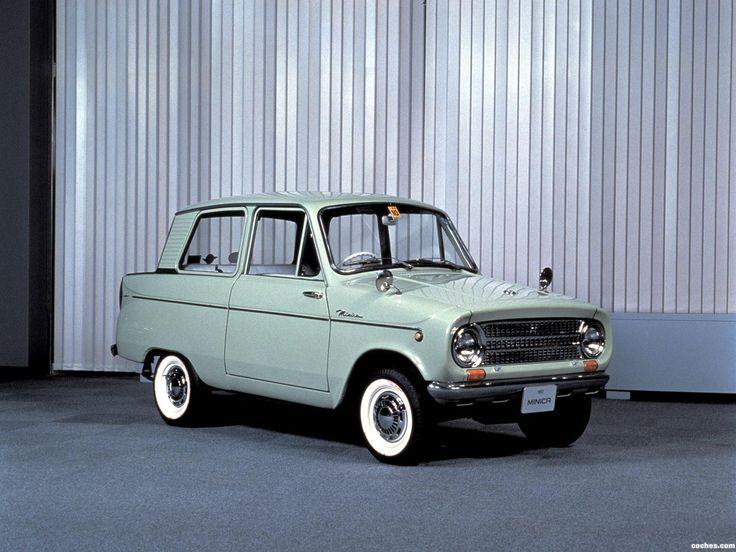 Mitsubishi Minica 1962-1969