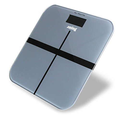 Bathroom Scale Décor   Digital Body Weight  JUNING BD11 Precision Digital Clear Glass Bathroom Scale  400lbs Capacity  Lifetime Guarantee -- Check this awesome product by going to the link at the image. Note:It is Affiliate Link to Amazon.