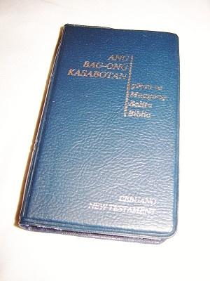Cebuano New Testament / Ang Bag-ong Kasabotan