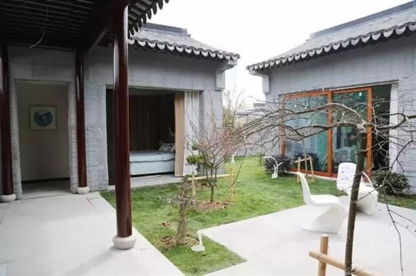 WinSun 3D prints two gorgeous concrete Chinese courtyards inspired by ancient Suzhou gardens