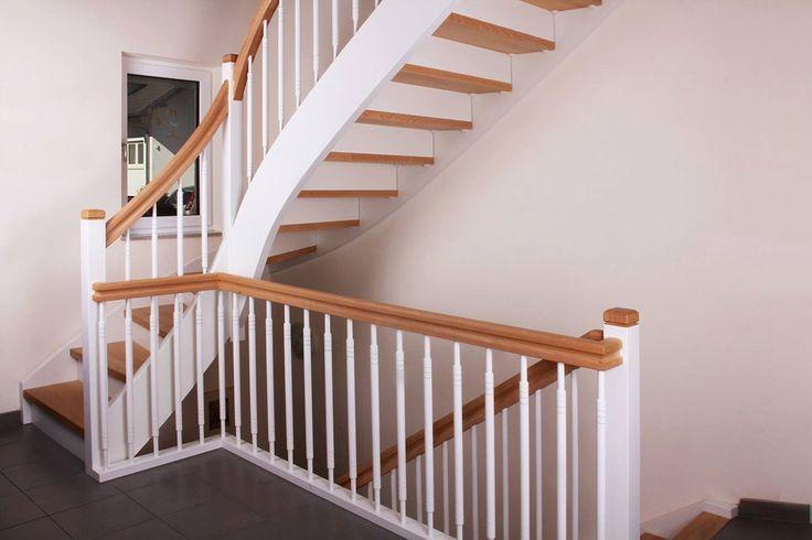 84 best die welt der holztreppen images on pinterest. Black Bedroom Furniture Sets. Home Design Ideas