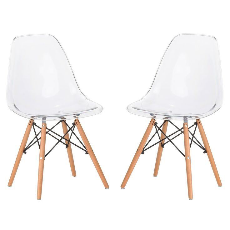 Mid-Century Modern Retro Dining Chairs