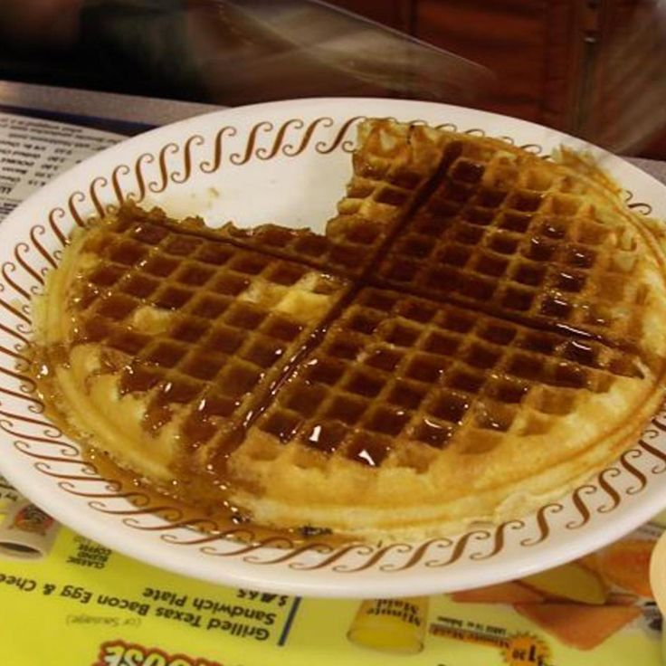 Waffle House Waffles Recipe | Just A Pinch Recipes