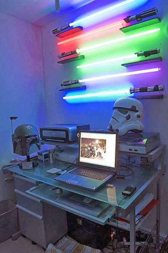 Pinterest Star Wars Room