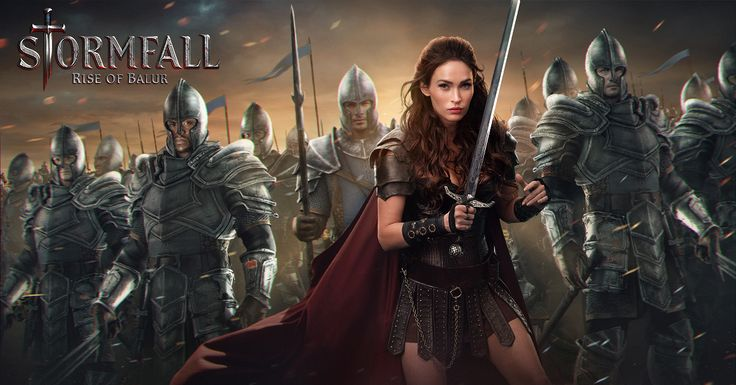 Megan Fox Storms Into Mobile Gaming - http://www.gizorama.com/2016/news/megan-fox-storms-into-mobile-gaming