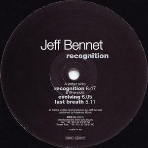 Jeff Bennett - Evolving - Poker Flat (PFR19, 2001)