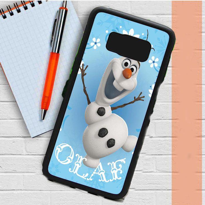 Olaf Disney Frozen 2 Samsung Galaxy S8 Plus Case Casefreed
