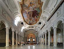 San Pietro in Vincoli - Wikipedia, the free encyclopedia