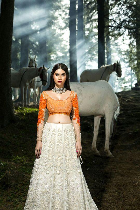 Nomi Ansari Bridal Couture Oudh | Secret Closet