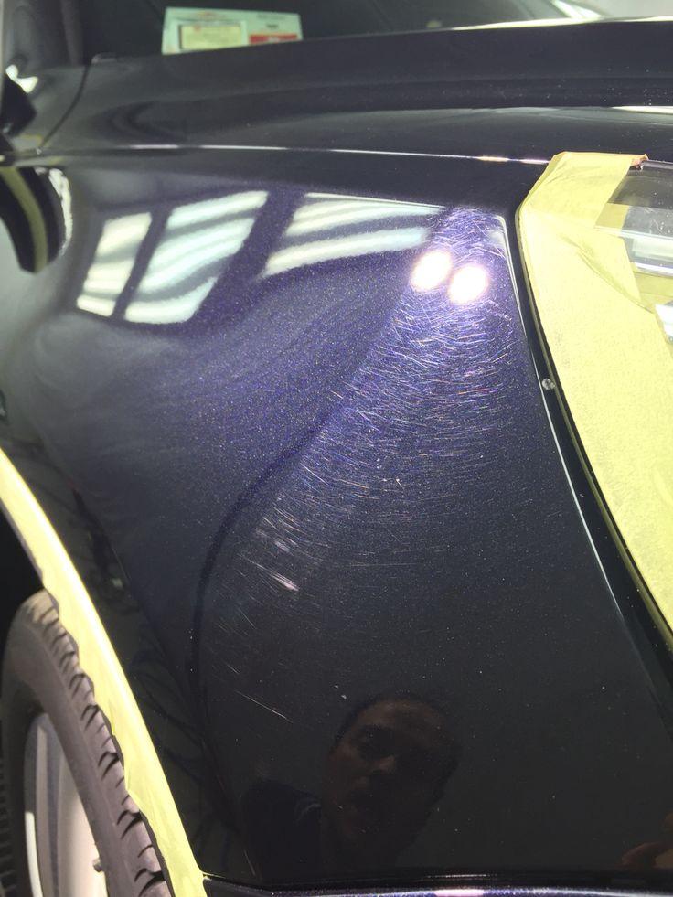 Detailing Volkswagen Tiguan