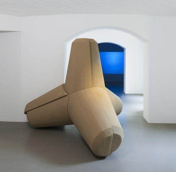 Stefanie Zoche. SAND / Exhibition in Nuremberg / Kunsthaus Nürnberg