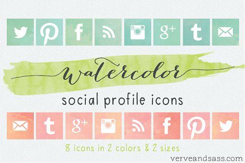10 packs d'icônes pour vos réseaux sociaux