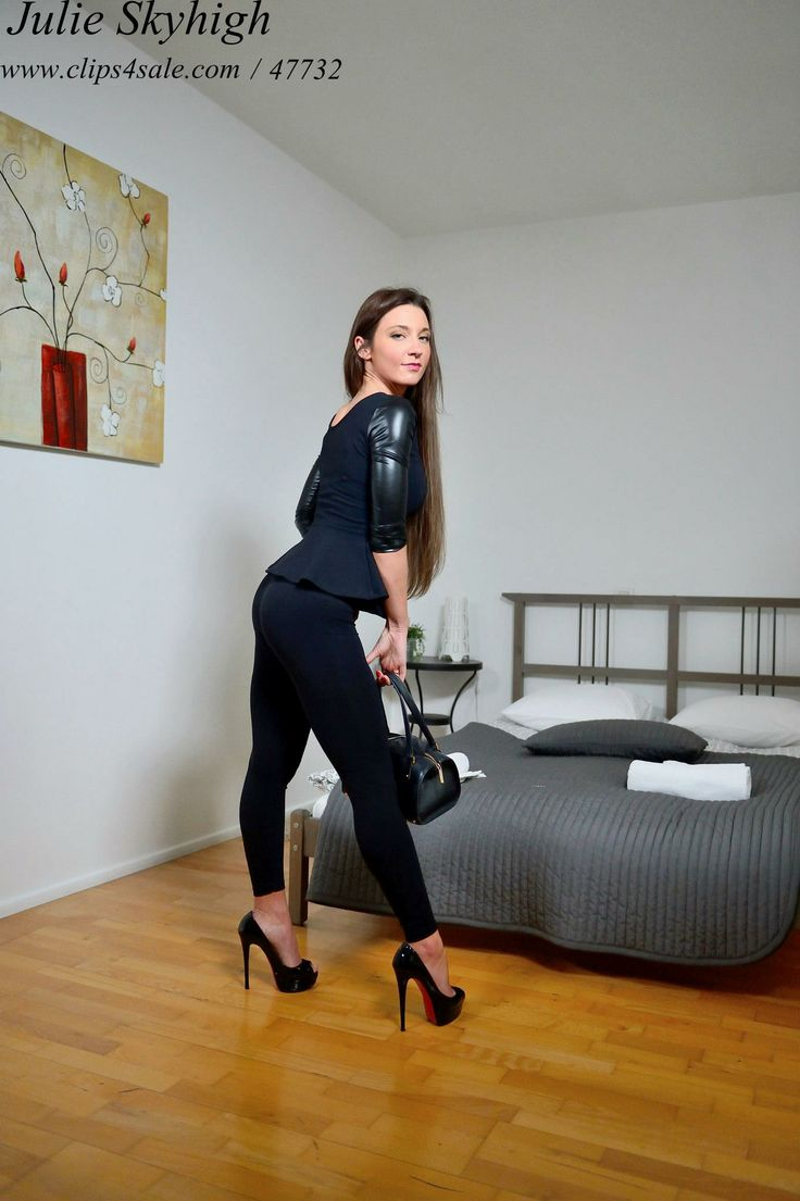Julie Skyhigh Tesne kavbojke Leggins Pinterest-9921