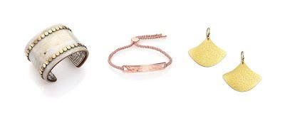 Золотые и серебряные украшения для Мягкого цветотипа