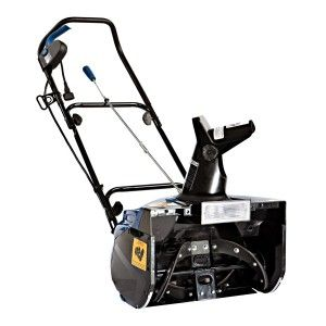 Electric Snow Thrower Review: Snow Joe Electric Snow Blower