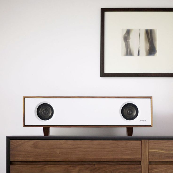 Tabletop HiFi par Symbol Audio