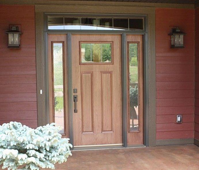 9 best Entry Doors images on Pinterest | Fiberglass entry ...