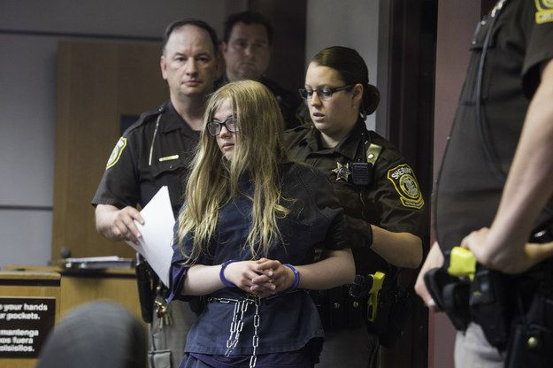 If the attack was related to Slender Man, it would make the 13-year-old the third young girl with an interest in creepypasta and Slender Man to orchestrate a stabbing attack. | Mom In Ohio Claims Her 13-Year-Old Daughter Stabbed Her Multiple Times Because Of Slender Man