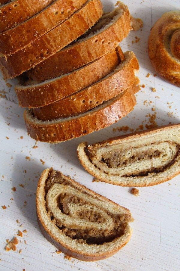 Hungarian Beigli edited 7 Traditional Hungarian Pastry Rolls with Walnut Filling