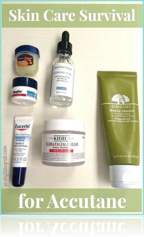 Skin Care Accutane Update And Skin Survival Tips Www Prettylittleg Accutaneskincare Beautyskinca Organic Skin Care Brands Healthy Skin Cream Accutane