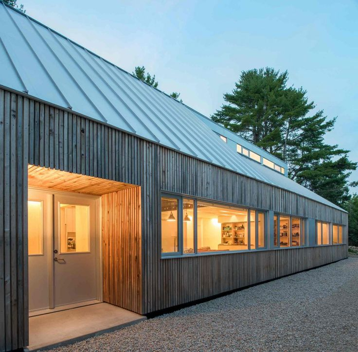 Forest Escape House situated in dense forest