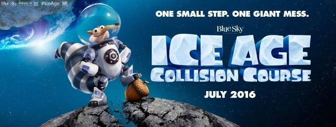 Ice Age: Collision Course and Wonderful Pistachios Giveaway