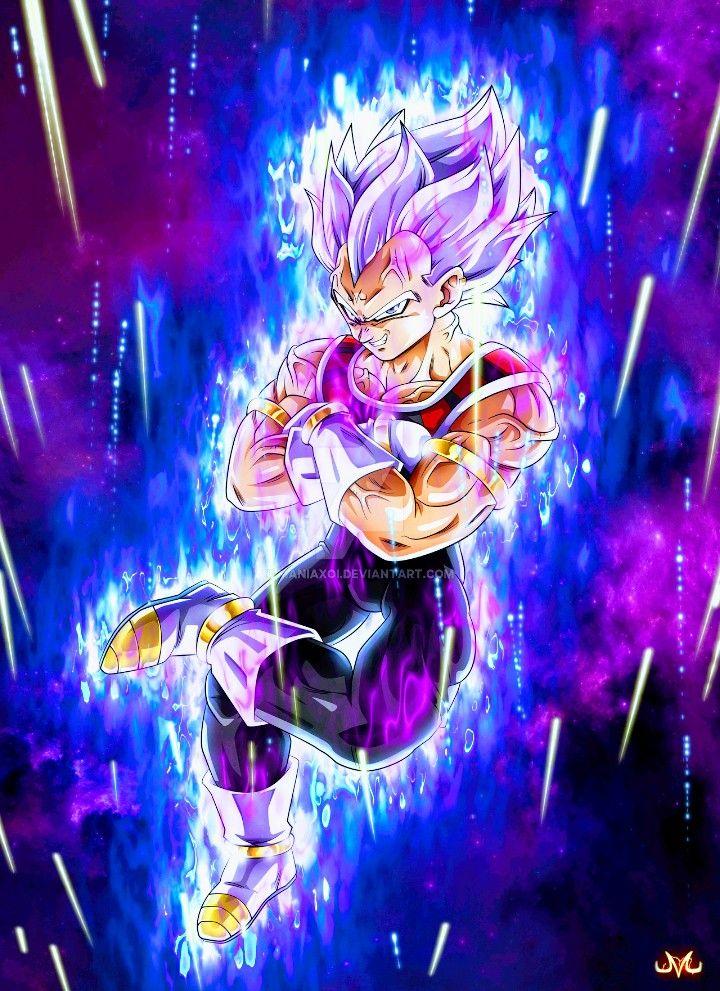 Majin Vegeta Ultra Instinct Mastered Dragon Ball Super Dragon Ball Super Art Anime Dragon Ball Super Dragon Ball Artwork