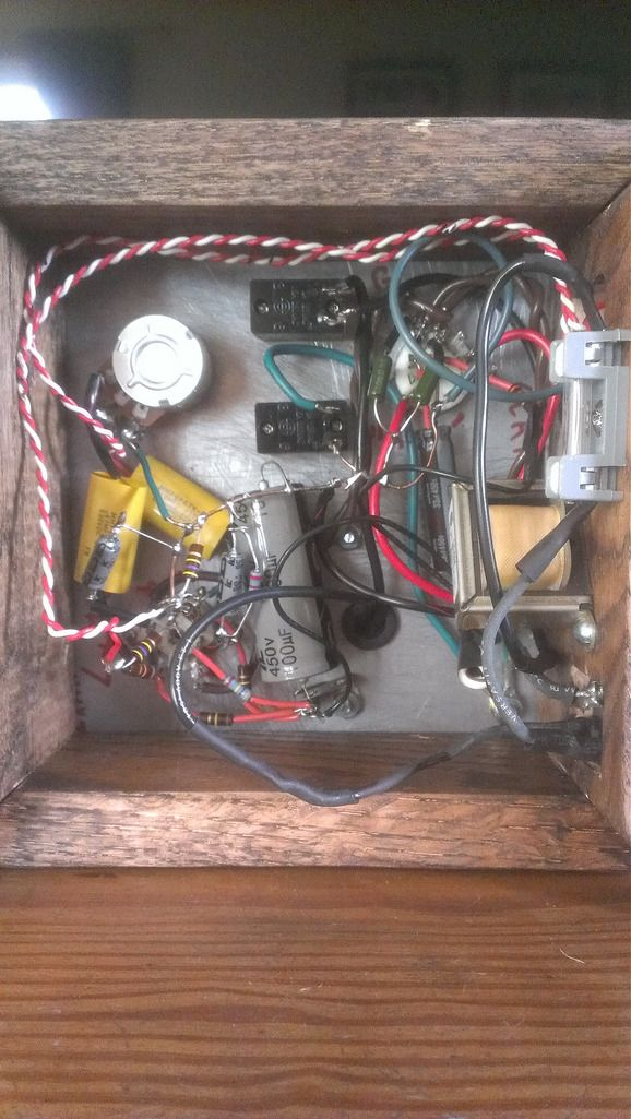 Ross' DIY Stereo Tube Amp| Builds and Project Cars forum | | Tube