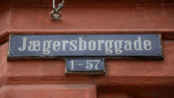 Jægersborggade, © Jægersborggade