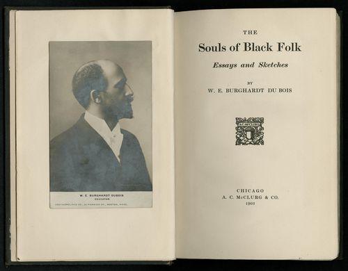 The Souls of Black Folk Critical Essays