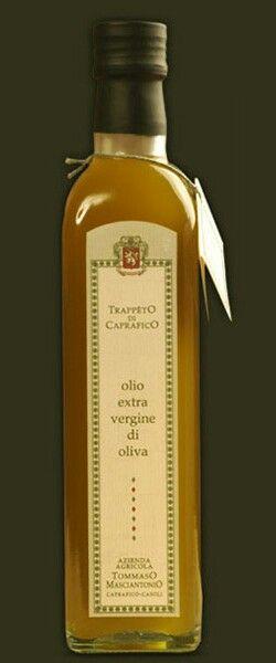 Azeite Azienda Agricola Tommaso Masciantonio  Olio extra vergine di oliva classico