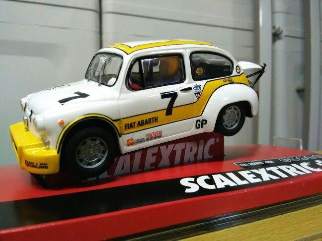 "FIAT Abarth 1000 ""Berlina Corsa"""