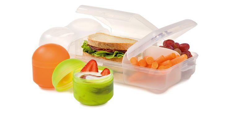 Nude Food Rubbish Free Lunchbox Large