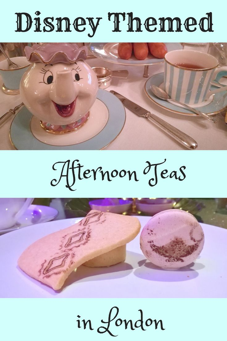 London is known for having some of the best afternoon teas in the world and hotels & restaurants are coming up with creative ways to stand out amongst the crowd. Recently there have been several Disney themed afternoon teas in London popping up that are both fun and delicious. Which would you want to try?
