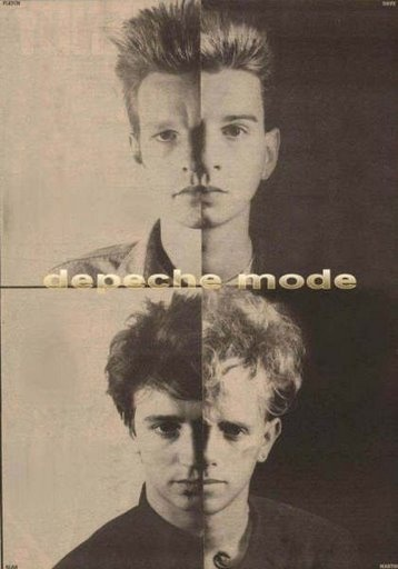 I've never seen this.... Depeche Mode