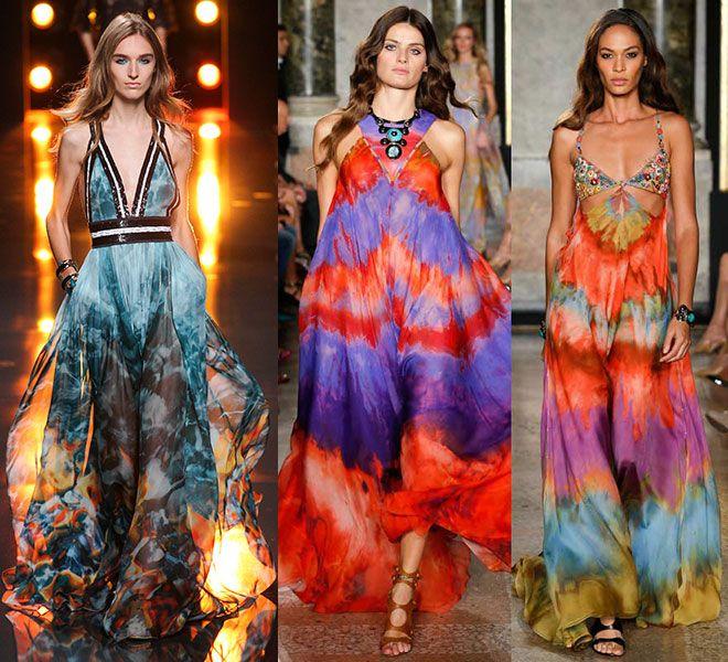 Tendencias de moda para la primavera verano 2015: Hippie chic http://bcncoolhunter.com/2014/10/10-tendencias-de-moda-primavera-verano-2015/