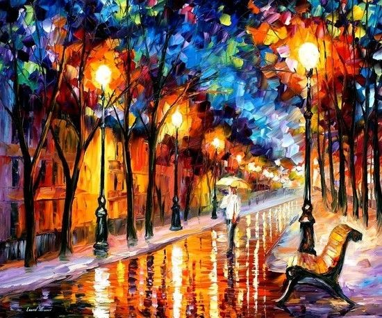 Stunning Collection of Abstract Art Paintings   Webdesign Core