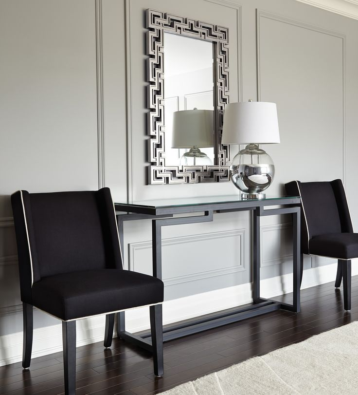 Eccentric Elegance Hallway Decor