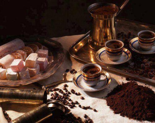 Рецепты кофе. Кофе по-мавритански