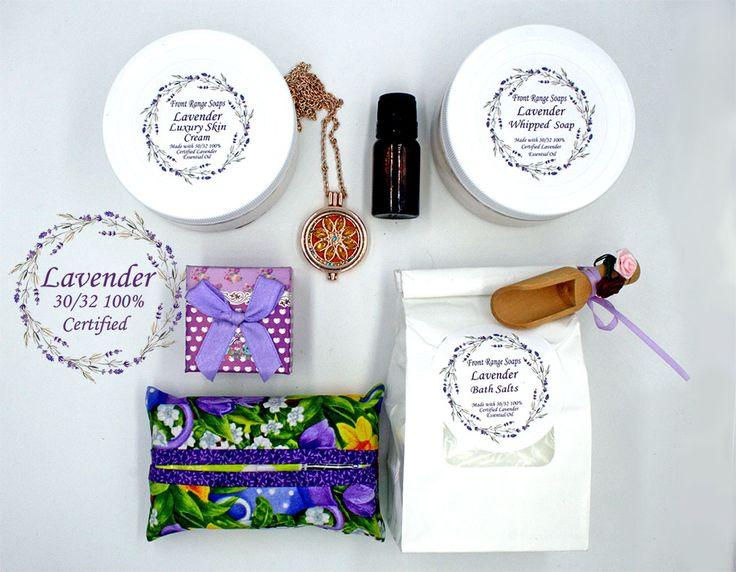 Bath & Spa Gift Box: Mother's Day Lavender Bath Gift Box https://www.ayearofboxes.com/featured/bath-spa-gift-box-mothers-day-lavender-bath-gift-box/