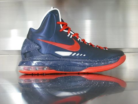 Kevin durant shoes 2013 KD V Court Purple Sport Red