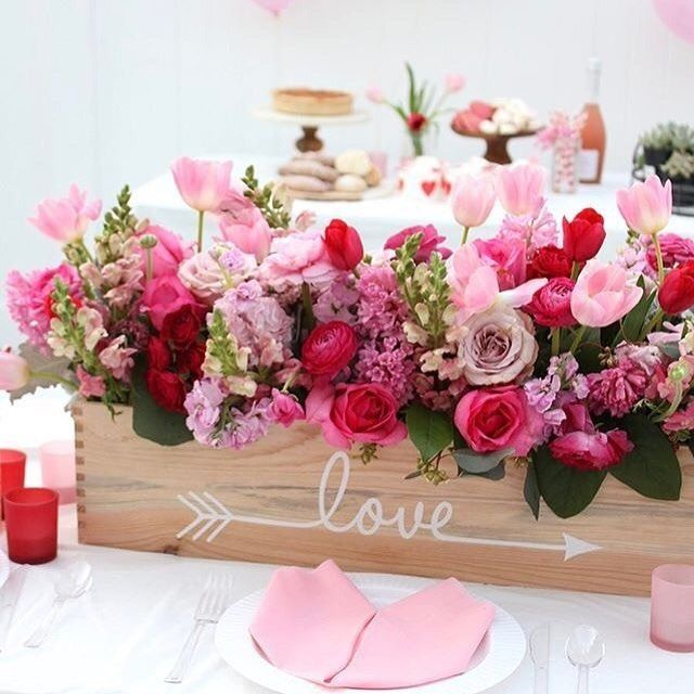 Best 25+ Valentines day tablescapes ideas on Pinterest | DIY ...