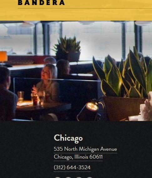 Bandera | Chicago