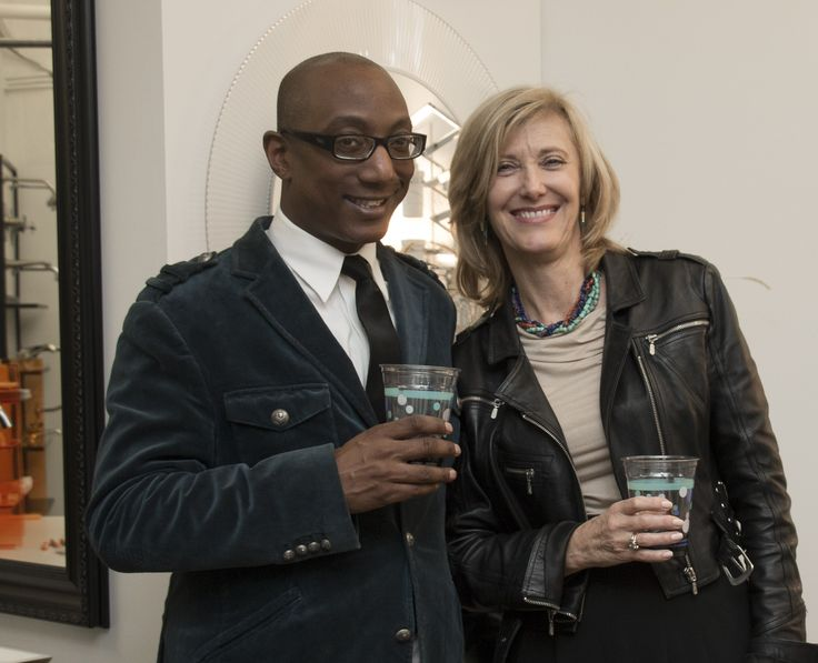 Byron James And Julie Schuster